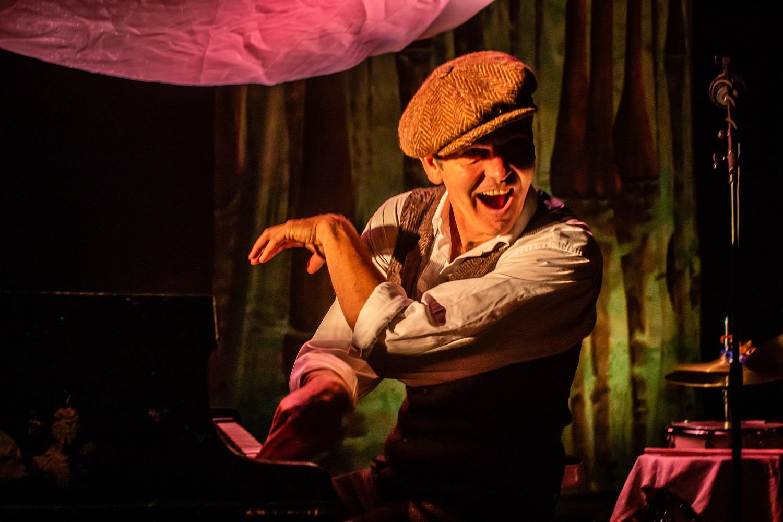 Wordt verplaatst naar najaar | Swingin' New Orleans | Michael Varekamp & The Legends  | Jazz & Stories